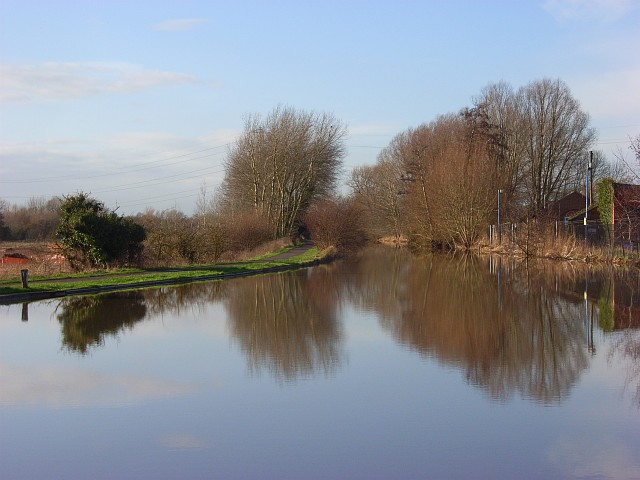 The Kennet and Avon Canal, Reading