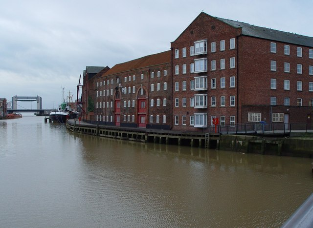 River Hull Warehouse