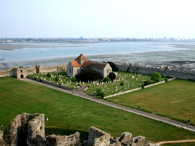 St. Mary's and Paulsgrove Lake, Portchester