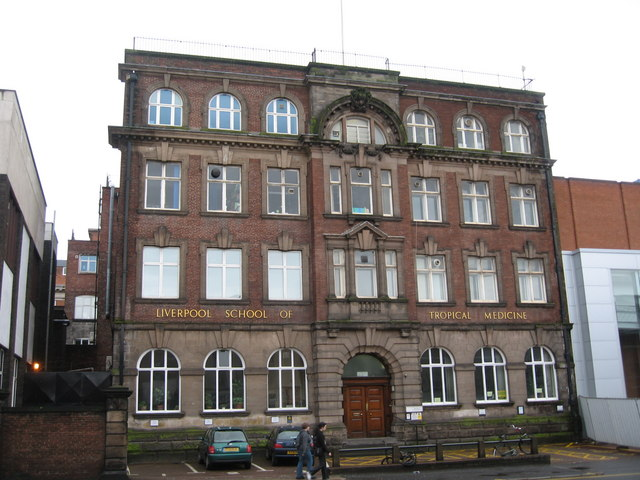 The Liverpool School of Tropical Medicine