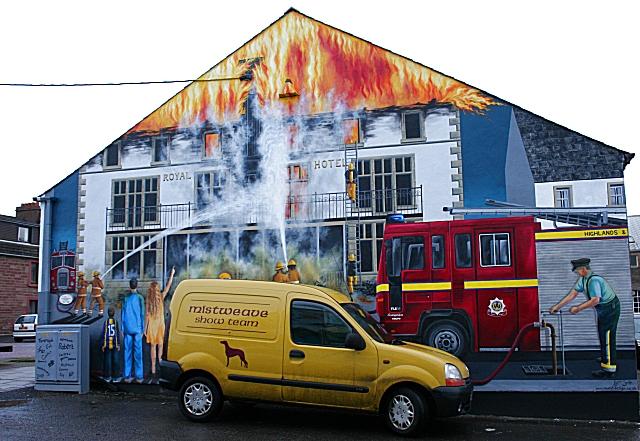 Invergordon Murals (3)