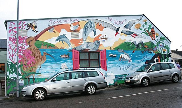 Invergordon Murals (4)