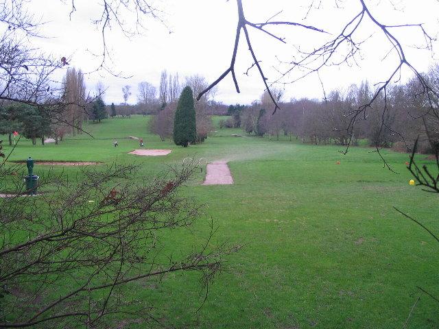 Hearsall golf course