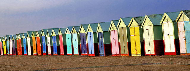 Beach Huts - Hove - Sussex