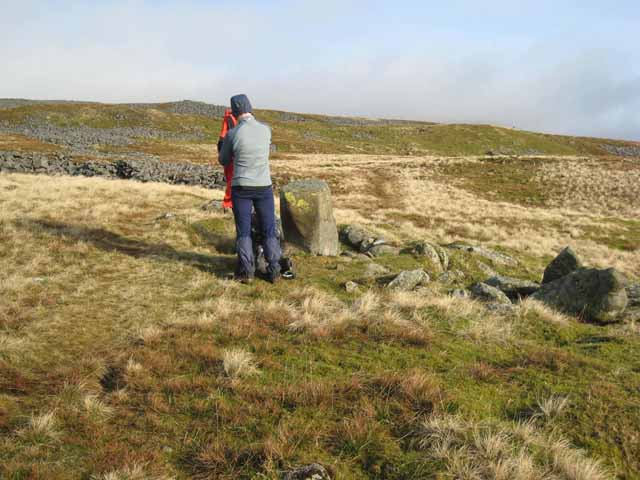 On the path to Cross Fell