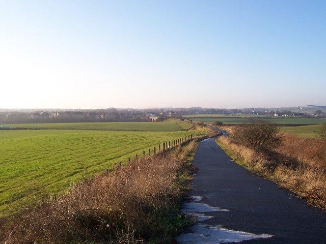 Cycleway, Kilwinning
