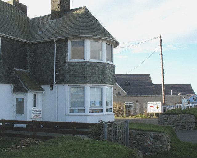 RNLI House, Porthdinllaen
