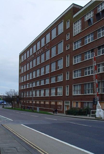 Joseph Rank Ltd., Hull