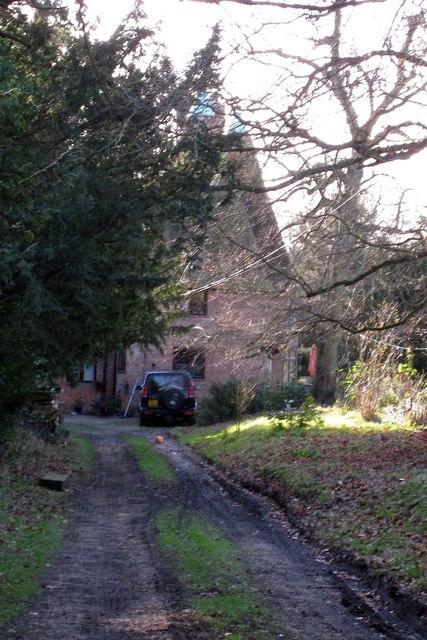 The Roundels, Goudhurst Road, Cranbrook, Kent