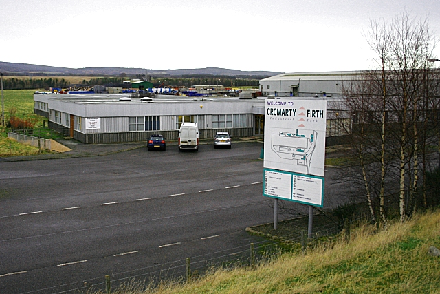 Cromarty Firth Industrial Estate