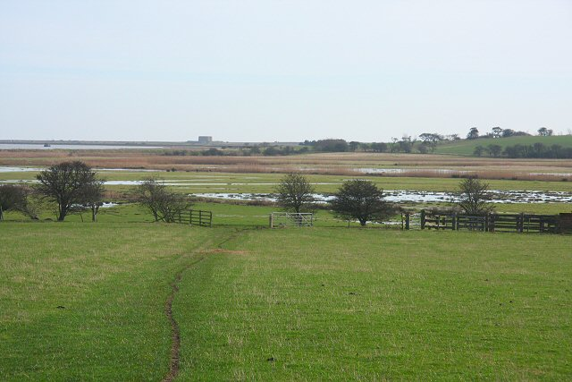 Footpath to River Alde