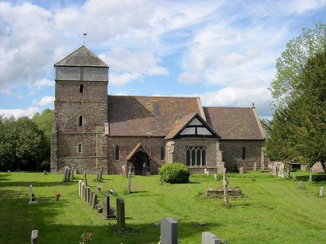 St Peter's Church, Birley