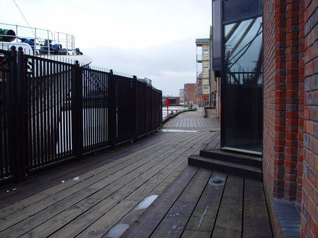 River Hull Walkway