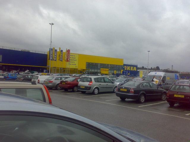 IKEA Thurrock, Essex