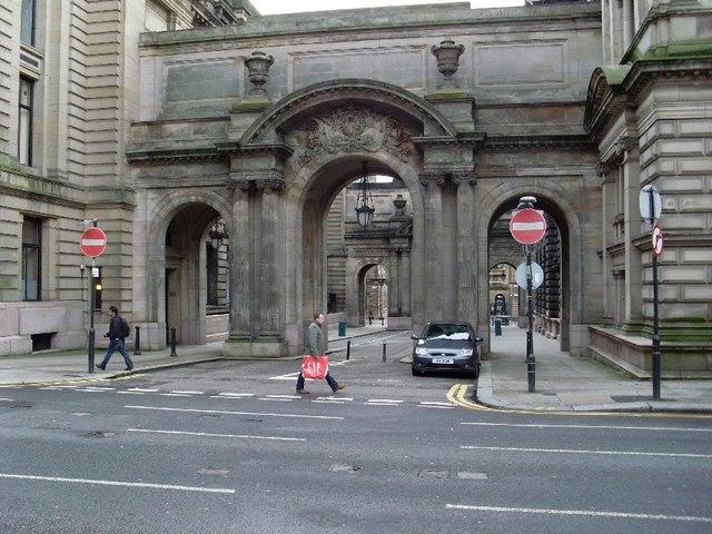 Arches on John Street