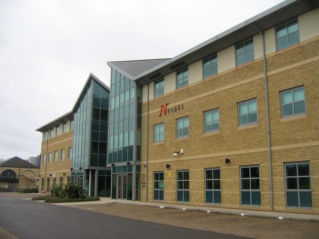 Nexans - Faraday Office Park