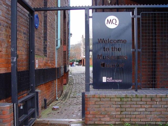 To the Museums Quarter