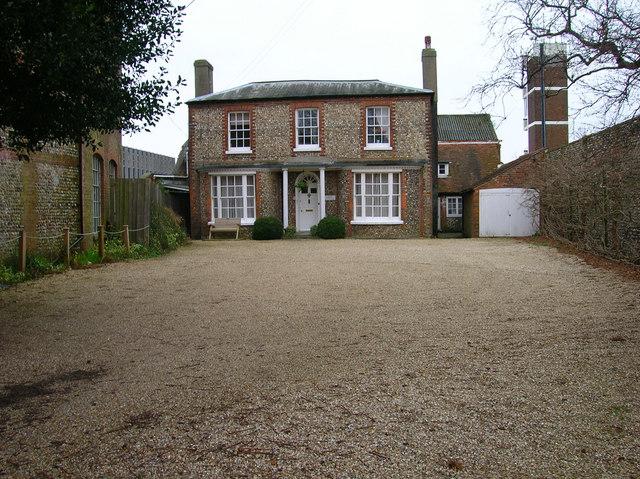 North Lodge, Northgate