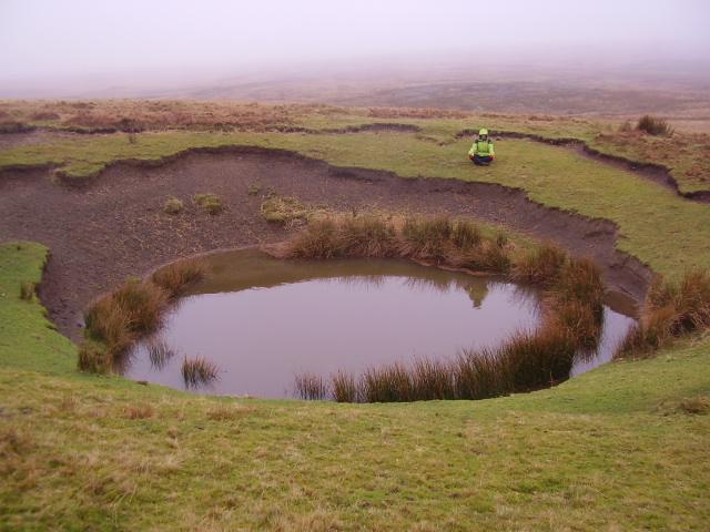 Sinkhole pool