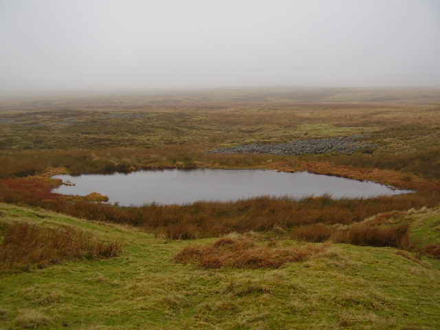Mountain pool