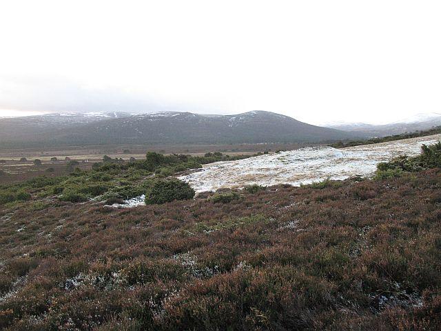 Former arable land
