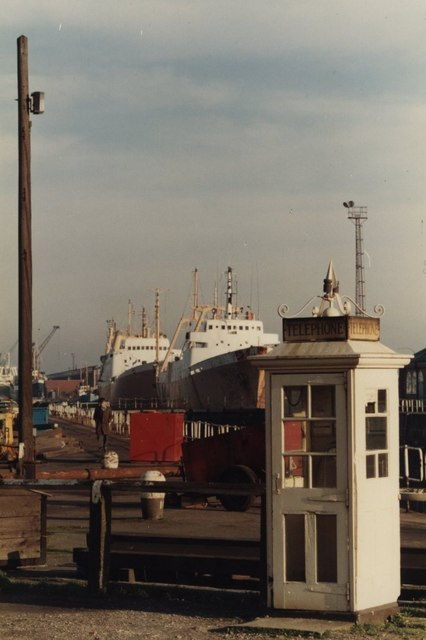 William Wright Dock