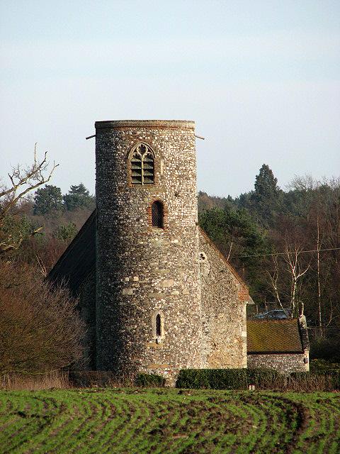St Edmund's church