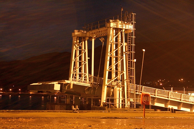 Campbeltown Ferry Terminal On Off Ramp