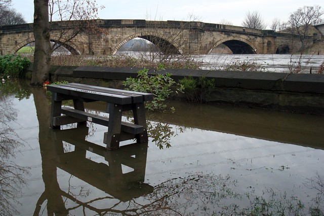 Ferrybridge floods