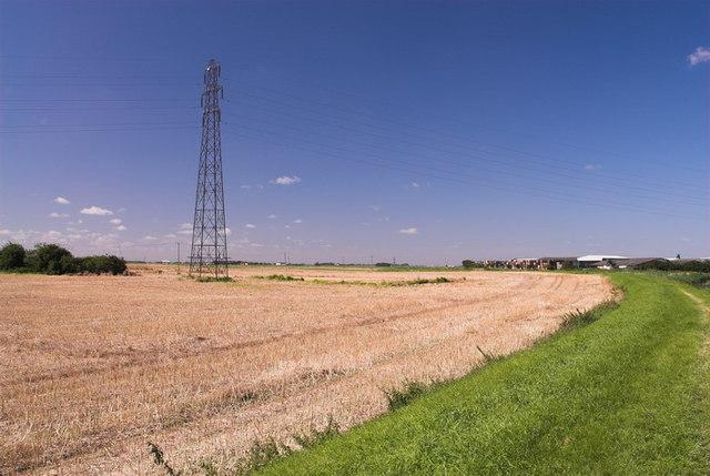Fenland Landscape