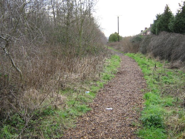 Woodlands path