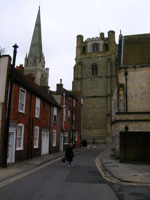 Bell Tower, Chichester Cathedral