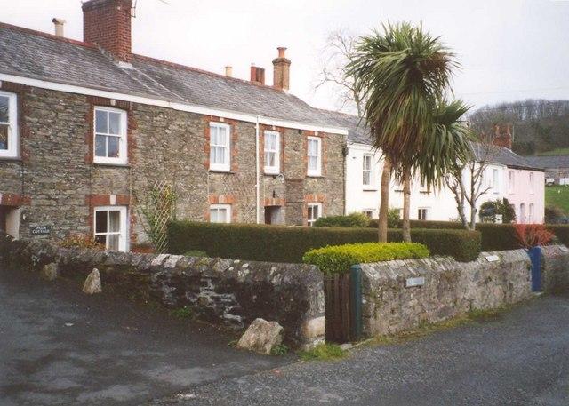 Cottages, Charlestown, St Austell