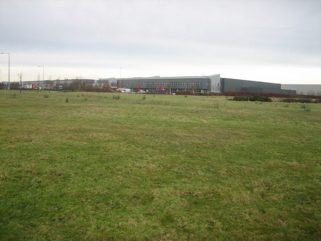 Damastown Industrial Park, Clonee