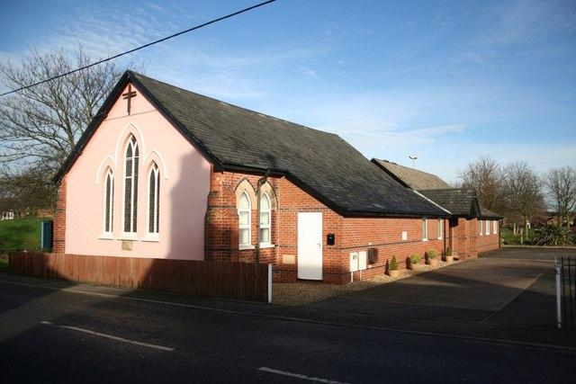 North Hykeham Methodist Church