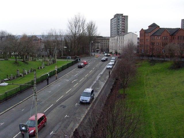 Wishart Street, Glasgow