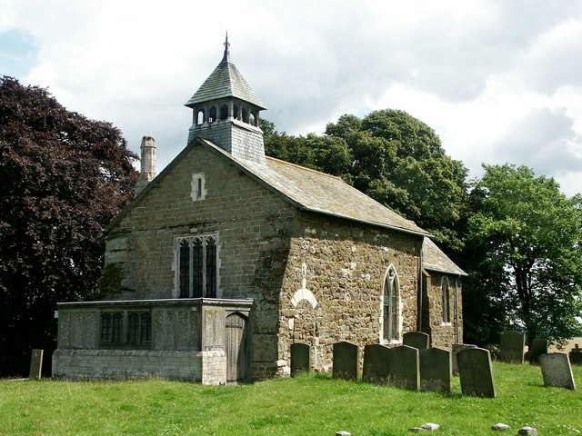 The Church of St Peter, Lusby
