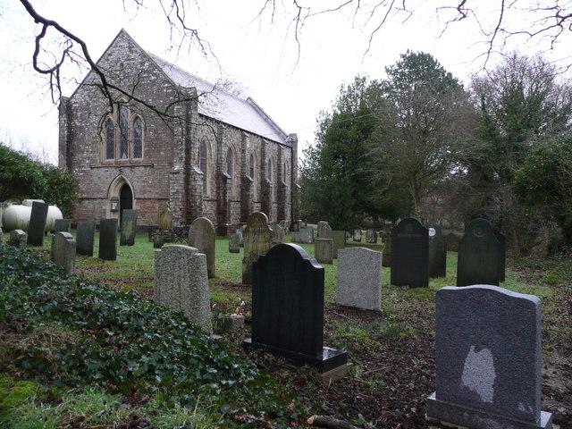 Church of St. John the Baptist, Chittlehamholt