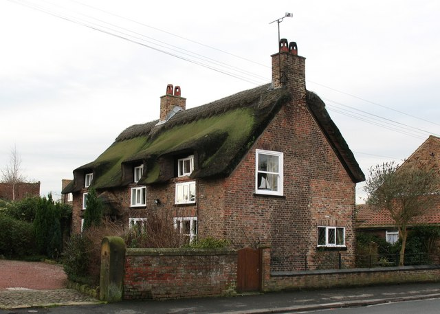 Thatched cottage in Tockwith