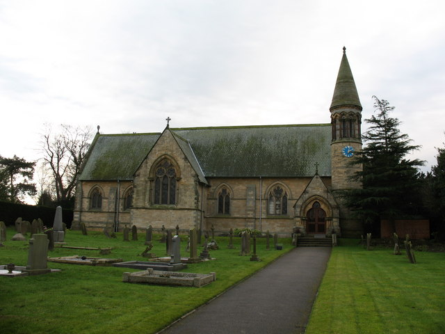 Church of the Epiphany, Tockwith