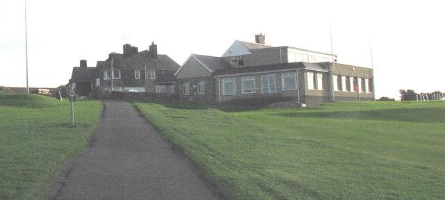 The Porthdinllaen Golf Club House