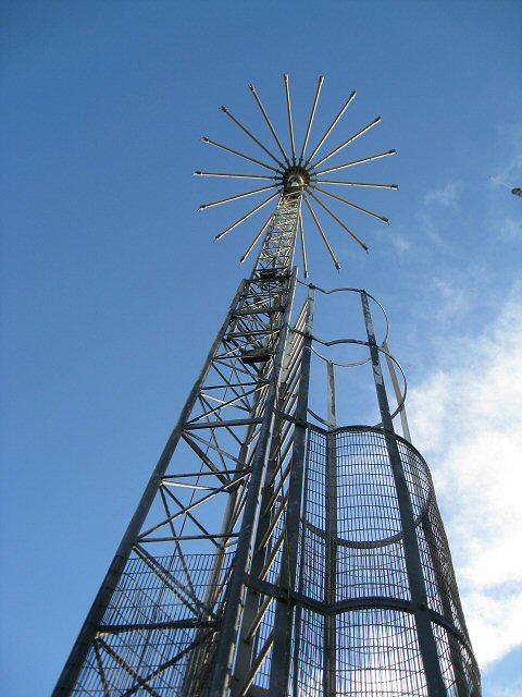 Radio Mast, Coastguard Station