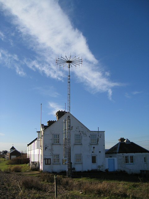 The Coastguard Station