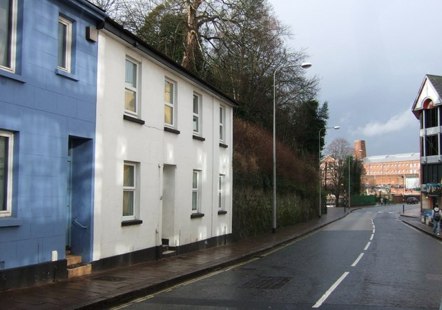 New North Road, Exeter