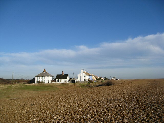 Shingle Street, from the South