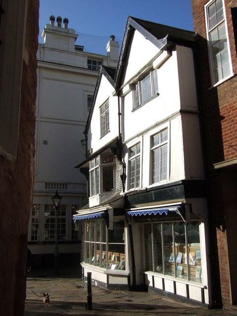 Bookshop, Exeter
