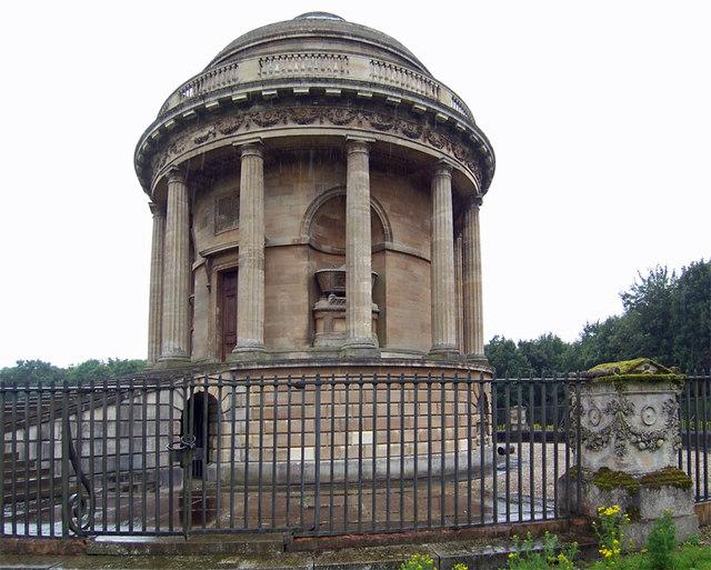 Sophia Aufrere Mausoleum