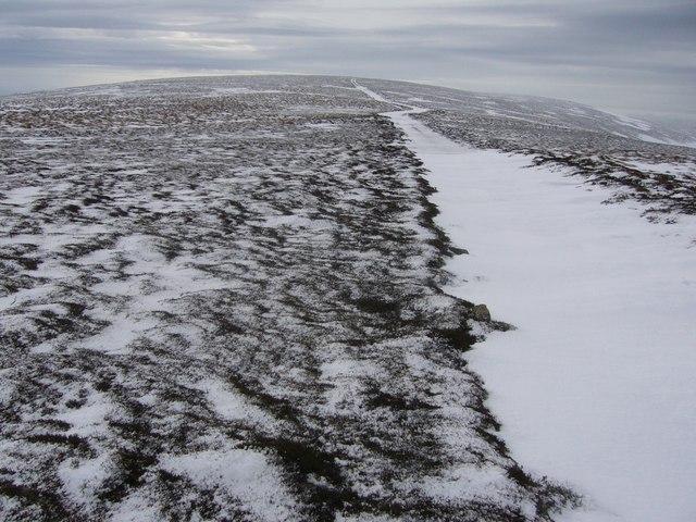Morton's Way on Corryhabbie Hill