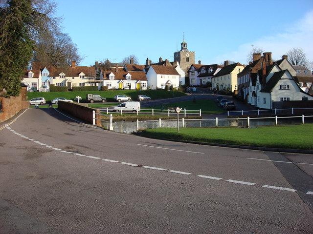 Finchingfield Village
