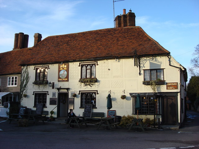 The Fox, Finchingfield